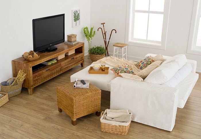 Tok&Stok Homecinema Home cinema e quarto de hóspedes podem dividir o mesmo espaço em residências compactas.