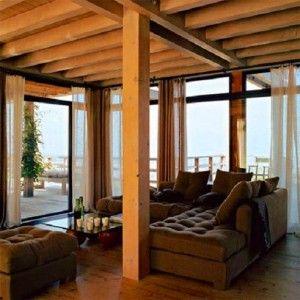 Γωνιακός καναπές στο σαλόνι | Small Things