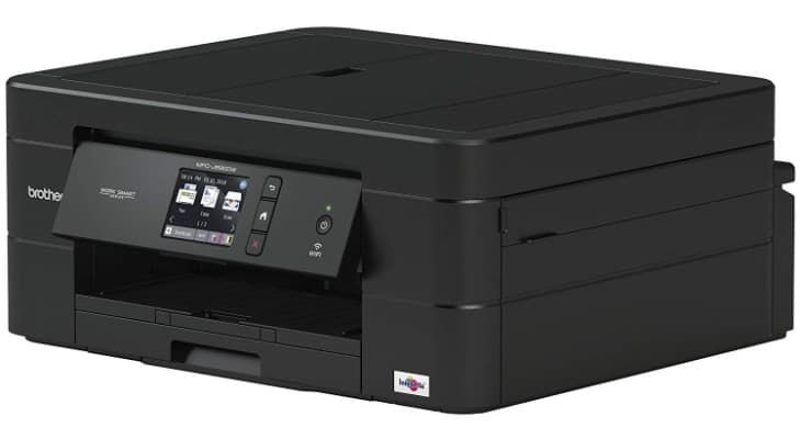 Brother Wireless All In One Inkjet Printer All In One Printer Inkjet Printer