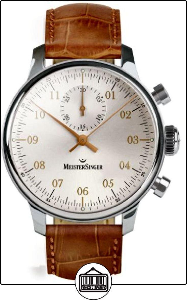 MeisterSinger Singular Reloj elegante para hombres Diseño Clásico de ✿ Relojes para hombre - (Lujo) ✿ #relogiomasculino #watchmen #relojhombre #watchesmen #relogiosmasculinos #relojeshombre