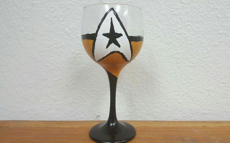 Star Trek Glass