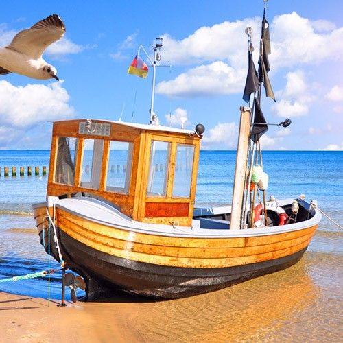 Urlaub an der Ostsee auf der Sonneninsel Usedom im Wellness Hotel Villen im Park Bansin
