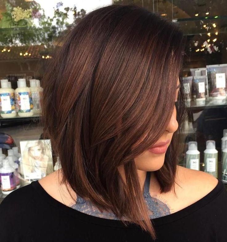 Inspiring Long Bob Hairstyles Haircuts Cabello