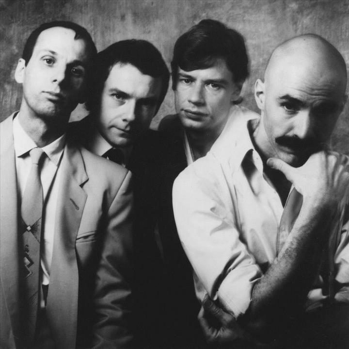 King Crimson - 80s version