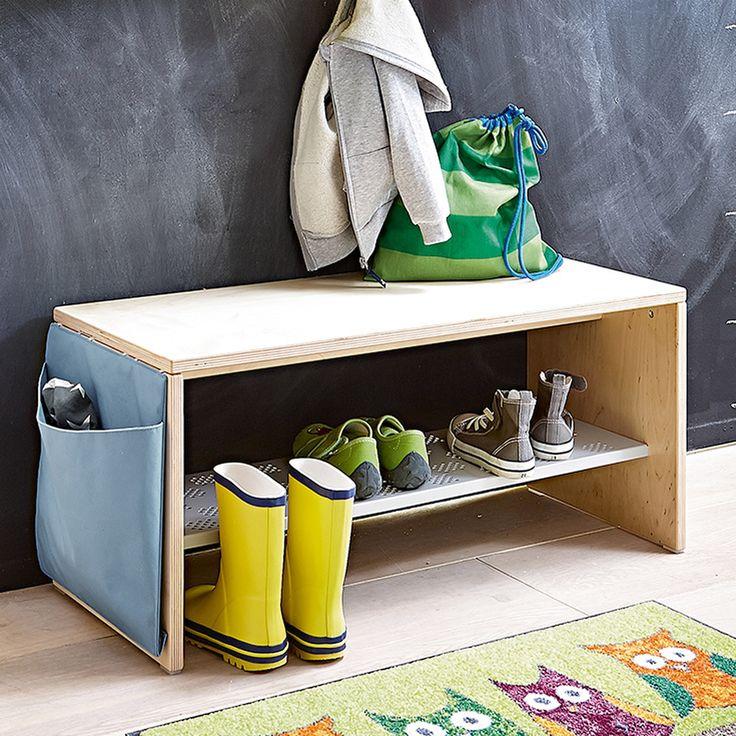16 besten sitzbank bilder auf pinterest diele for Garderobe jakoo
