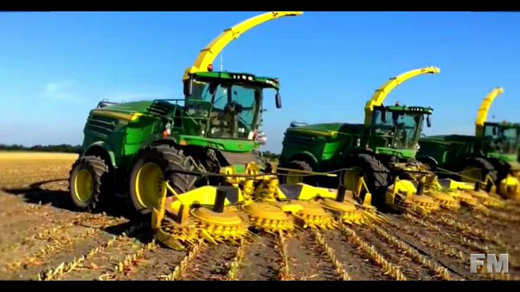 Corn Harvest in Texas 2016. !FM!.