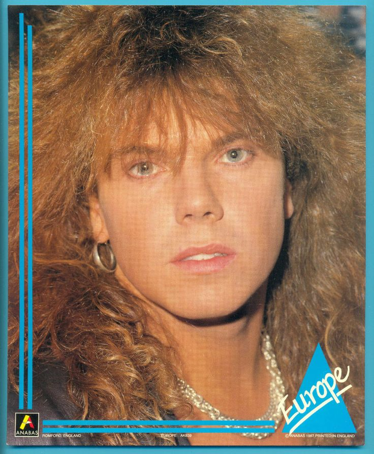 """Details about EUROPE.JOEY TEMPEST.10"""" x 8"""" PHOTOCARD"""