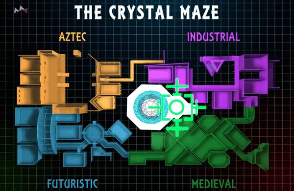 The Crystal Maze was an incredible game show.   9 Contestants Who Really Couldn't Handle The Crystal Maze