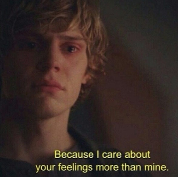 Tate- American horror story | People I can't get enough of ...