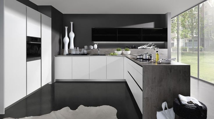 23 best KK Rational Kitchen Range images on Pinterest Kitchen - alno küchen grifflos