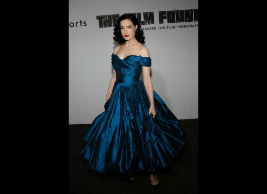 Dita Von Teese: Burlesque Offers 'Different Version Of Sensuality' That Is Absolutely Feminist