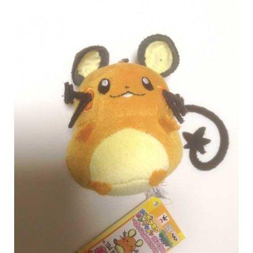 Pokemon 2013 Banpresto Ufo Game Catcher Prize My Pokemon Collection Series Dedenne Plush