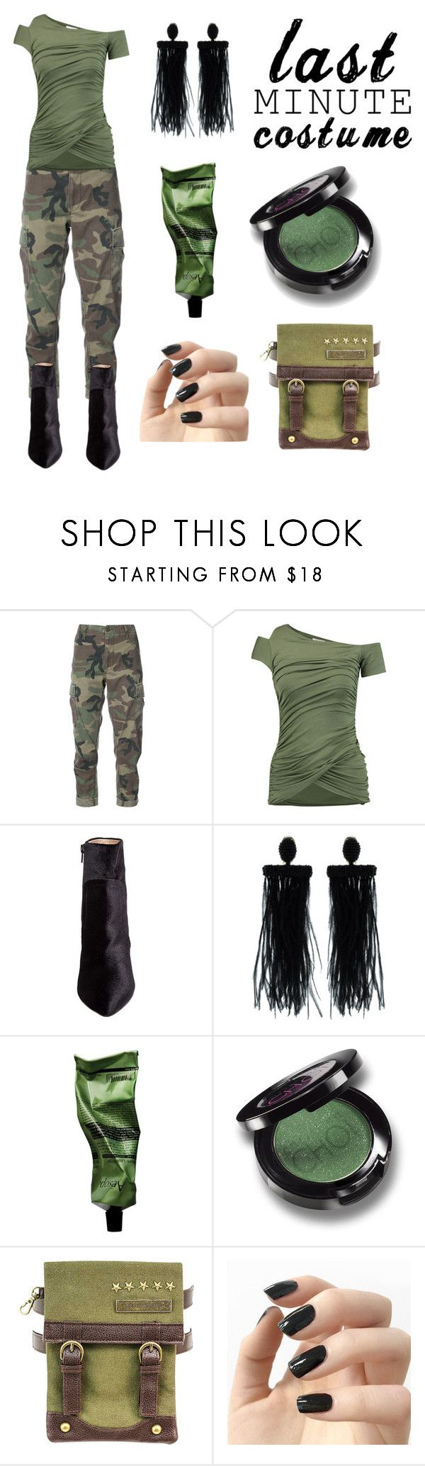 """""""last"""" by ines-i-g ❤ liked on Polyvore featuring RE/DONE, Bailey 44, Betsey Johnson, Oscar de la Renta, Aesop, Christina Choi Cosmetics and Incoco"""