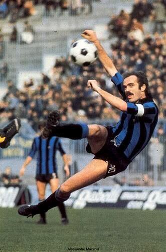 Sandro Mazzola of Inter