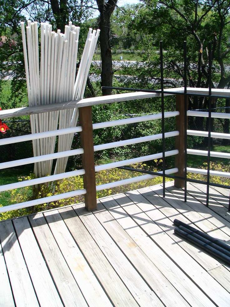 pvc projects for the house pvc cemetery fence. Black Bedroom Furniture Sets. Home Design Ideas