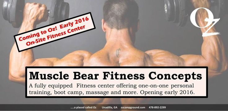 High Intensity Circuit Training Workout ( Muscle Bear Fitness Fundraiser) - Carolina Fitness Concepts