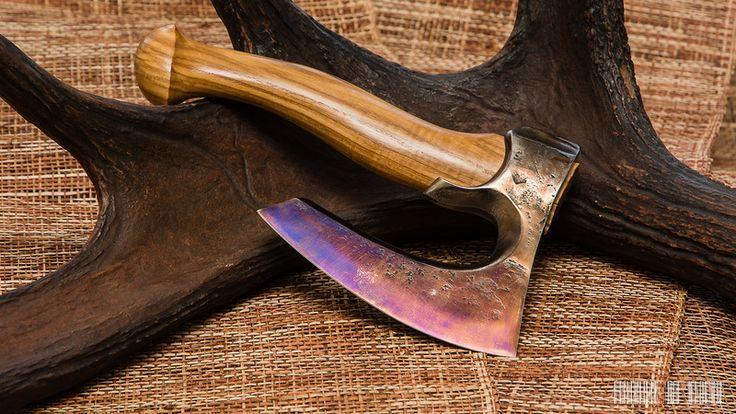 Ножи и топоры ручной работы, добавил на стр.13. - Guns.ru Talks