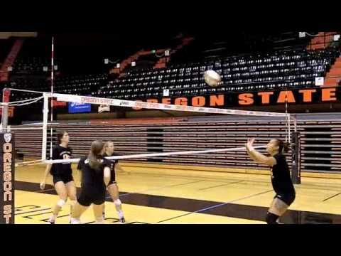 Dig/Tip: Warm-up, Ball Control, Communication