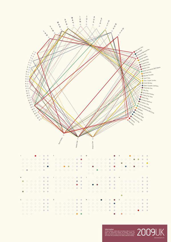 Holiday Calendar Design : Best creative calendars images on pinterest calendar