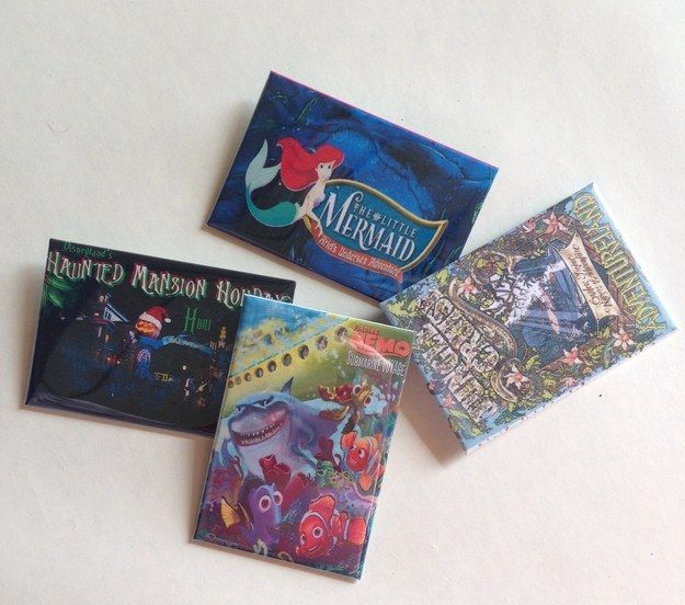 Scavenger Hunt Pins | 18 Things You Can Get For Free At Disneyland