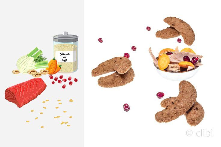 BRIOCHES SALATE INTEGRALI Morbide brioches non lievitate di finocchio e noci senza glutine latticini e uova. http://clibi.net/2015/12/19/brioches-salate-integrali-senza-glutine/