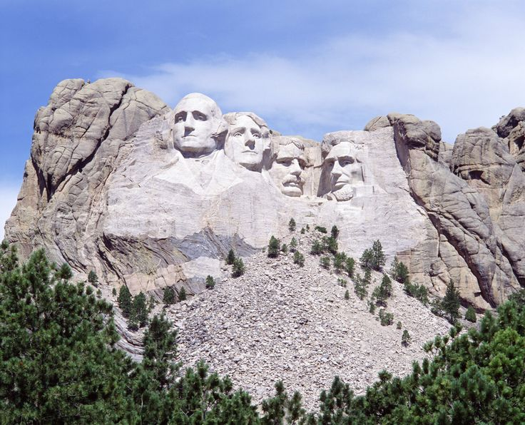 Need to take a road trip to Mt. Rushmore