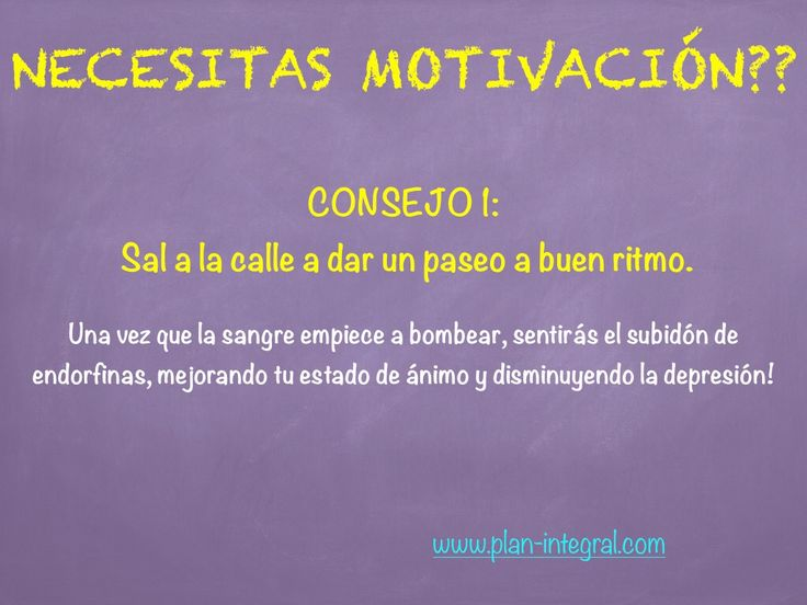 Necesitas #motivacion ?