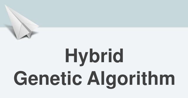 Hybrid Genetic Algorithm For Cloud Computing Applications