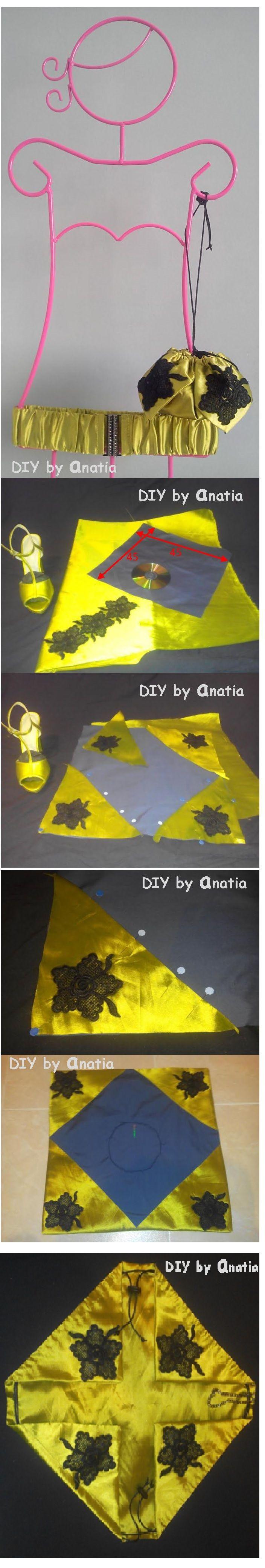Bolso fiesta  HandBag party  Diy by Anatia