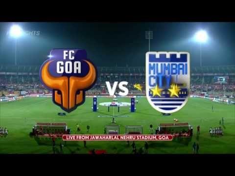 FC Goa vs Mumbai City FC - http://www.footballreplay.net/football/2016/11/16/fc-goa-vs-mumbai-city-fc/