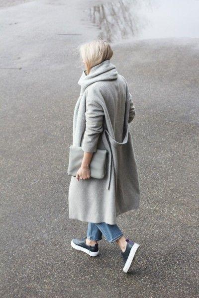Autumnal Street Style Scandinavian Way (The Blog At№67)