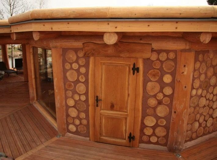 how to build an outdoor sauna from scratch