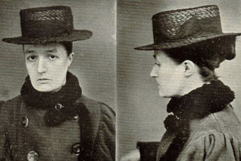 Minnie Osborne-1903-Japaner and Charwoman-drunk-broken nose and subject to fits