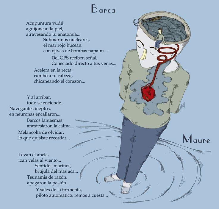 Dibujando tu música - Cosas Sueltas Banda: Maure Tema: Barca Ver más: http://www.comunidadfusa.com/#/bandas/maure