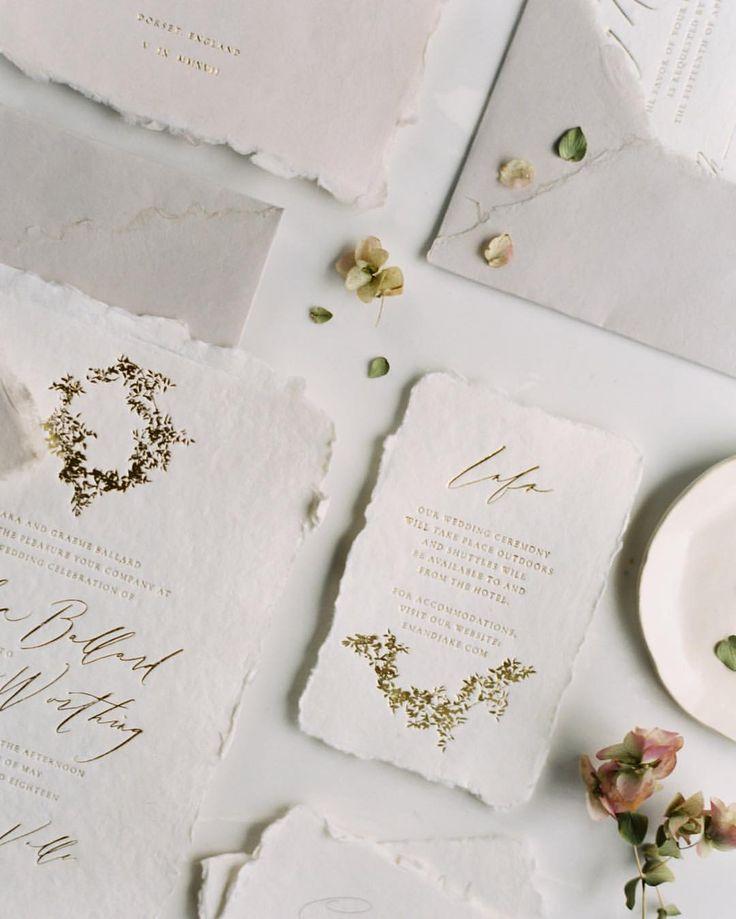Tara Spencer - fine art wedding suite designer and calligrapher