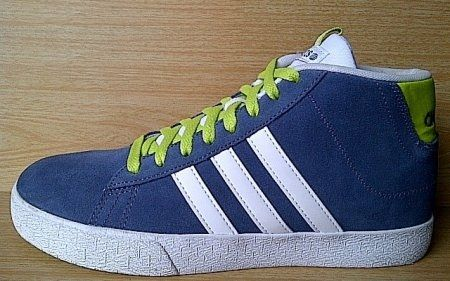 #adidas Tertarik ? Hub : 0831-6794-8611 Kode Sepatu: Adidas Neo Mid Navy White |  Ukuran Sepatu: 42 | Harga: Rp. 500.000,-