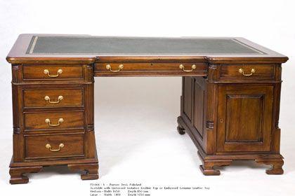 Partner Desk | Country Interiors