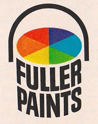 FULLER PAINTS Logo - design by Saul Bass 1963 | by hmdavid