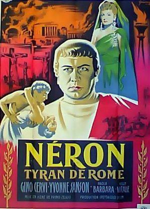 Nero Tyrant of Rome