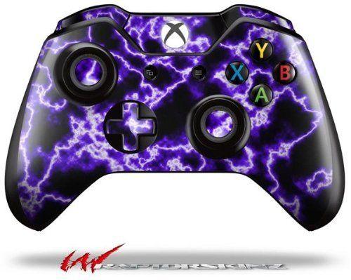 Electrify Purple - Decal Style Skin fits Microsoft XBOX One Wireless Controller by Matrix Productions, Inc., http://www.amazon.com/dp/B00H0BBB4G/ref=cm_sw_r_pi_dp_tNhHub1AJH2B4