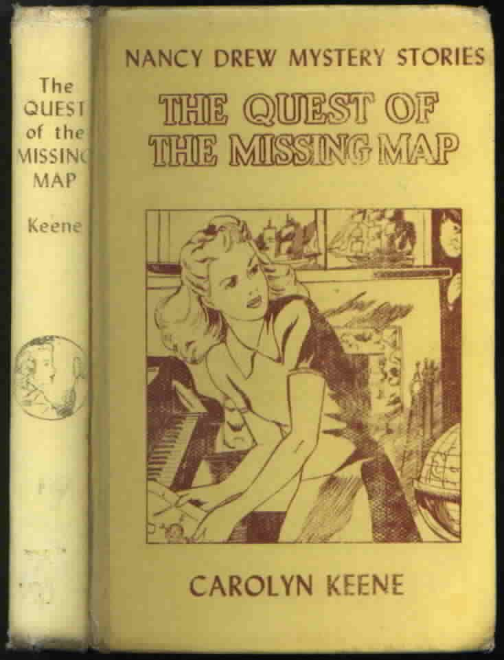 Cook Book Cover Quest : The quest of missing map remember nancy pinterest