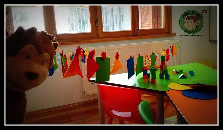 Renk ve sekil ders plani hazirliklari #CME4K
