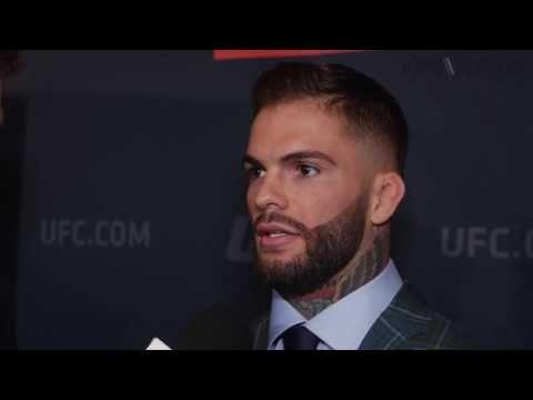 Cody Garbrandt explains why he's fighting Takeya Mizugaki, and not Bryan Caraway, at UFC 202