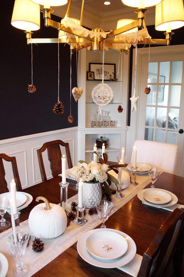 bryn alexandra: Our White Thanksgiving
