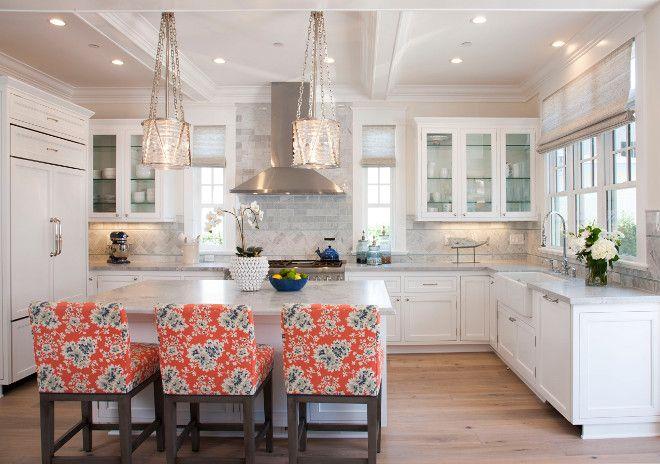 Pratt & Lambert Designer White 33-1 Semi-gloss Kitchen Cabinet Paint color. Pratt & Lambert Designer White 33-1 Semi-gloss #PrattLambertDesignerWhite #Semigloss Flagg Coastal Homes