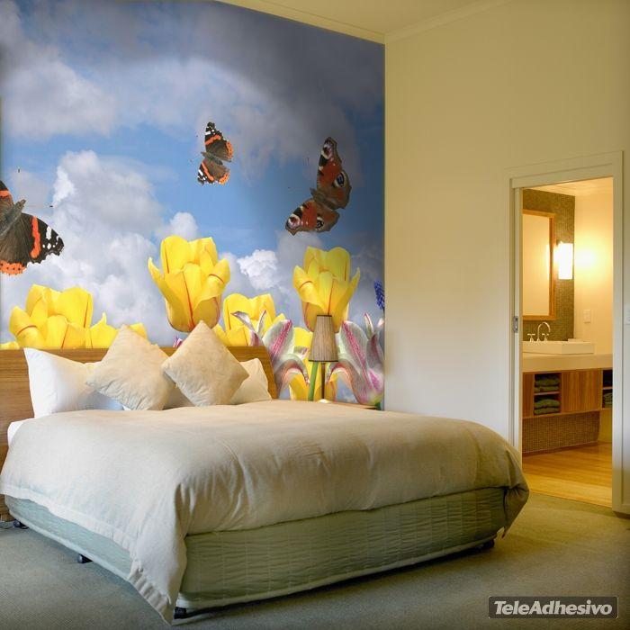 448 best Fotos murales images on Pinterest Murals, Wall murals - fototapeten f r k che