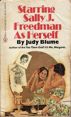 Think I read every Judy Blume book I could get my hands on. LOVED HER.. Are you there god it's me margaret? was my favorite :)