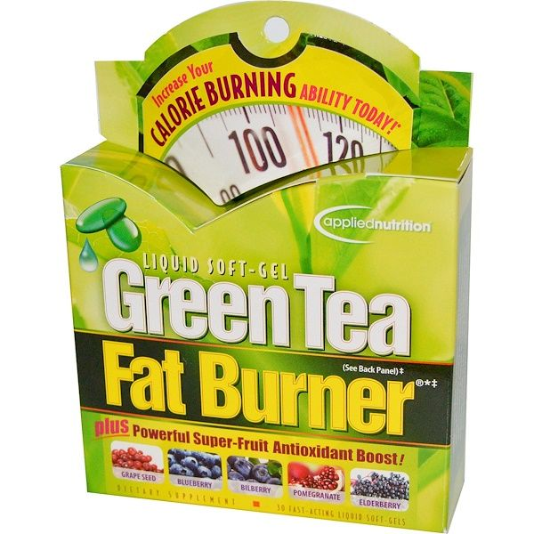 Powerful Super-Fruit Antioxidant Boost! Grape Seed, Blueberry, Bilberry, Pomegranate, Elderberry Dietary Supplement Green tea is one of the most powerful antioxidants found in nature. One serving of Green Tea Fat Burner has higher antioxidant activity that one serving of most fruits and vegetables.