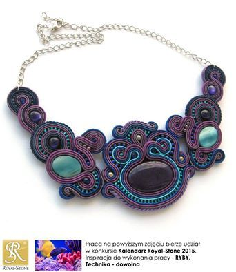 Soutach Necklace