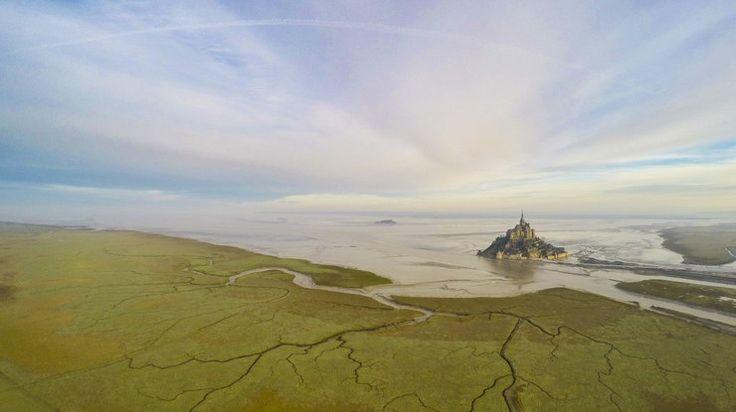 Najlepsze zdjęcia wykonane przez drony Drone Photography Contest 2015